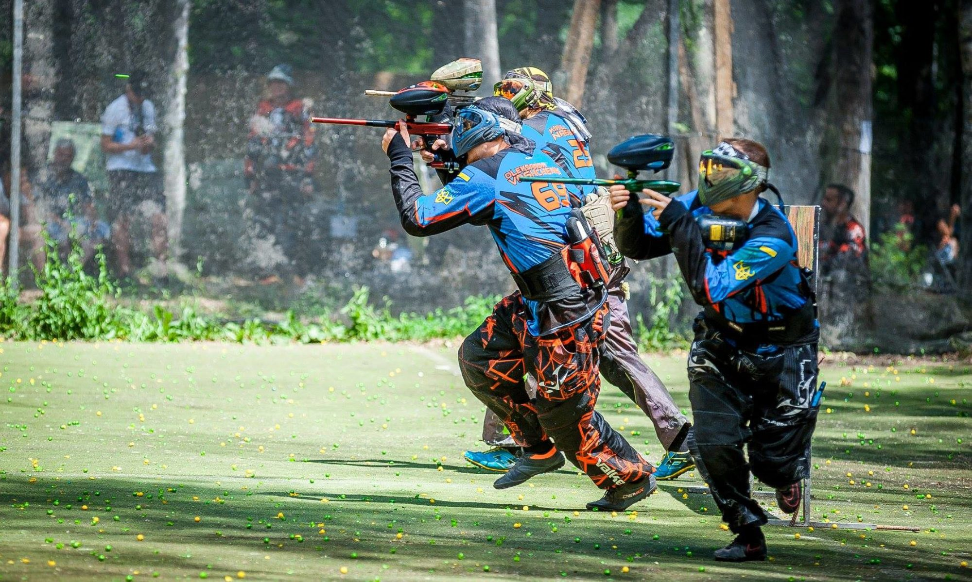 Falcon Paintball Team